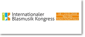 Internationaler Blasmusik Kongresse 2018