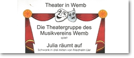 Theater in Wemb